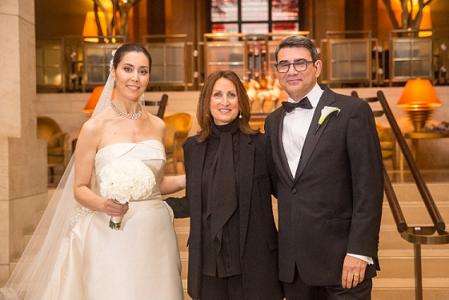 Lisa Traina - Wedding Officiant - Estefania and Miguel