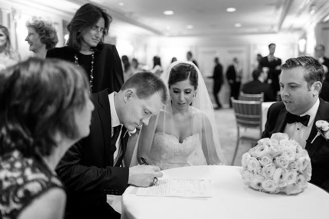 Wedding Officiant - Lisa Traina - cheryl & adam