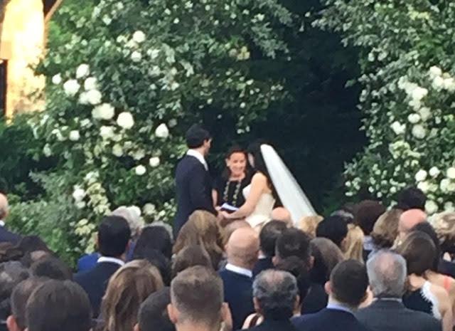 Wedding Officiant - Lisa Traina - danielle & dan