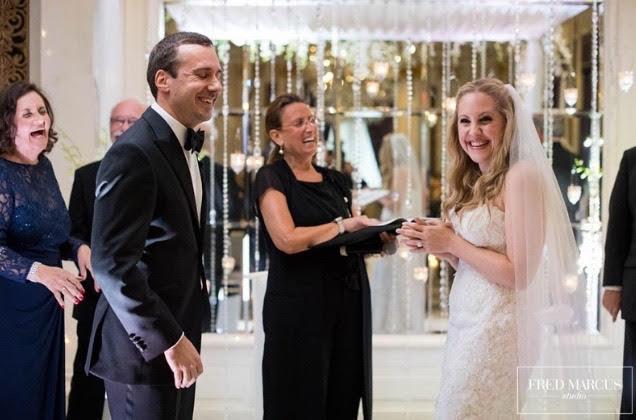 Wedding Officiant - Lisa Traina - lindsay and gavin