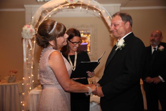 Wedding Officiant - Lisa Traina - valerie & nick