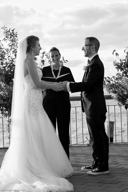 Wedding Officiant - Lisa Traina - allie & gary
