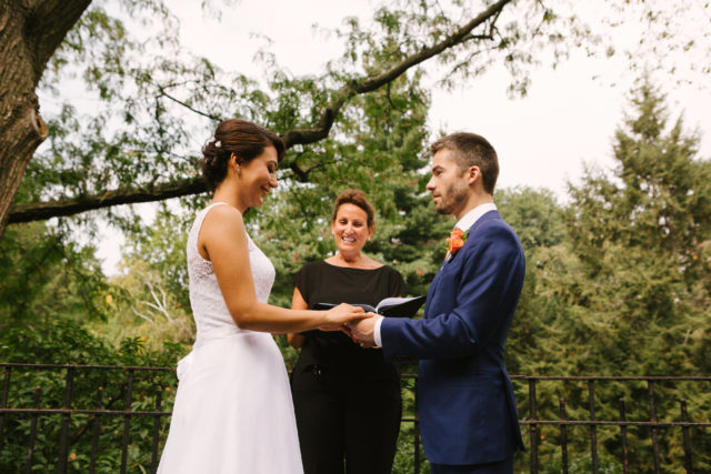 Wedding Officiant - Lisa Traina - margarita and pedro