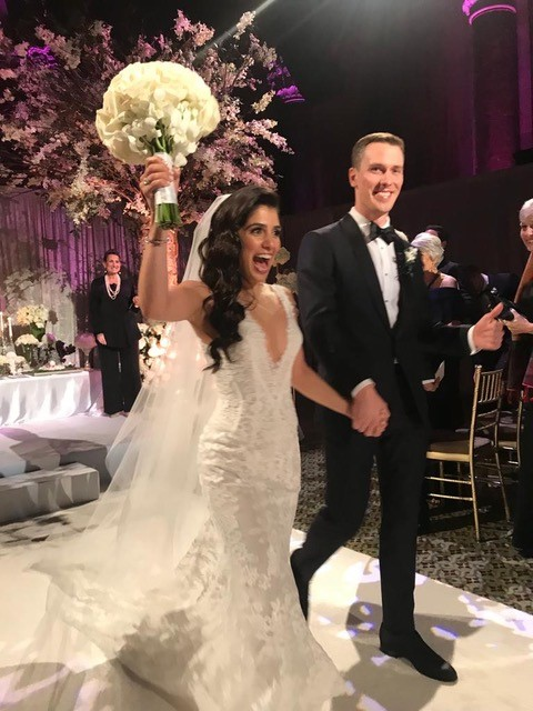 shadi-and-aj lida traina wedding officiant