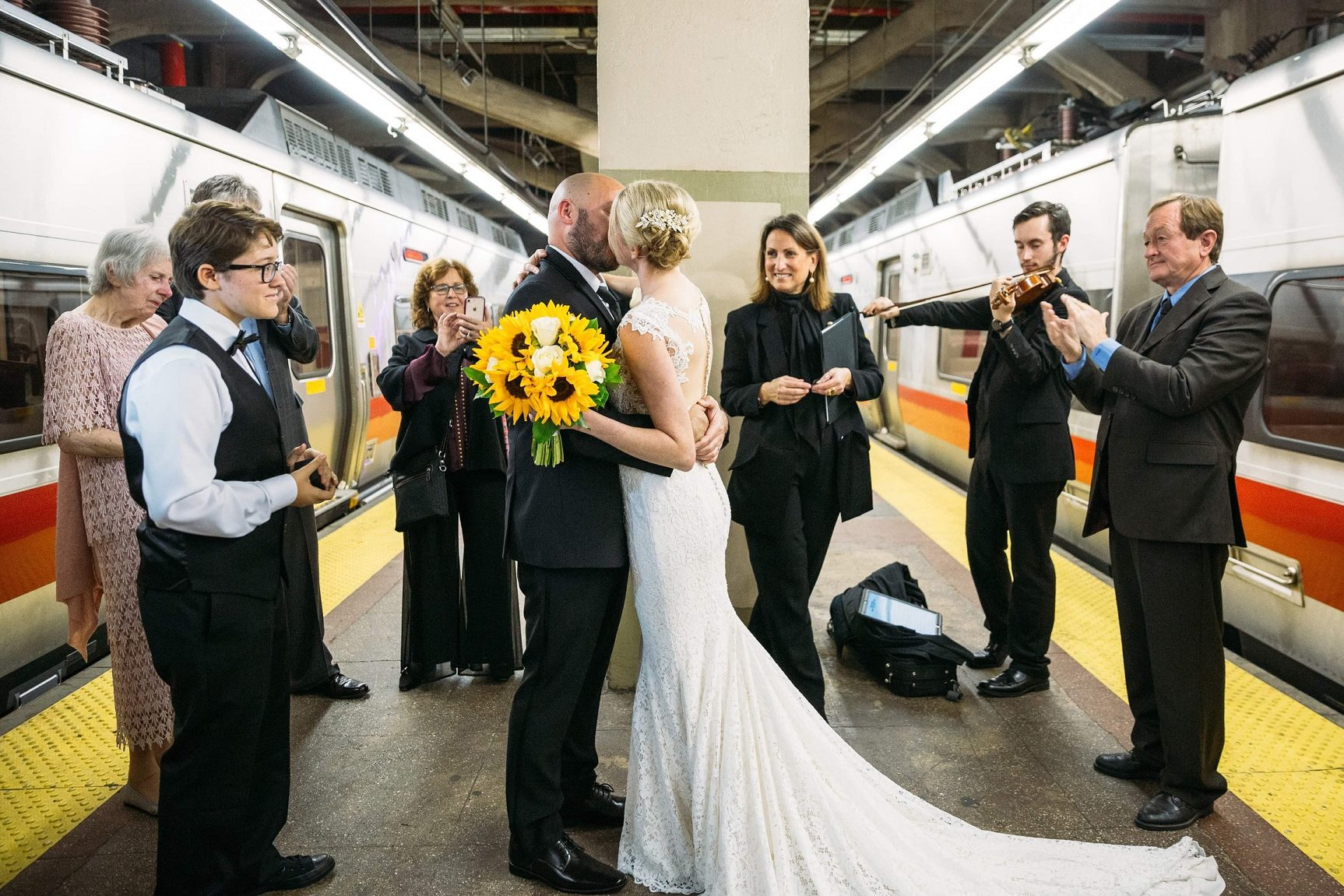 Subway-wedding-Lisa-Traina-New-York-City-Marriage-Officiant